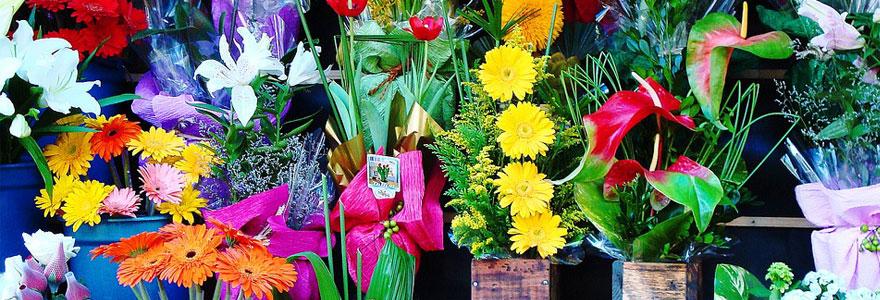 La boutique Flower pour une livraison de fleurs sur paris