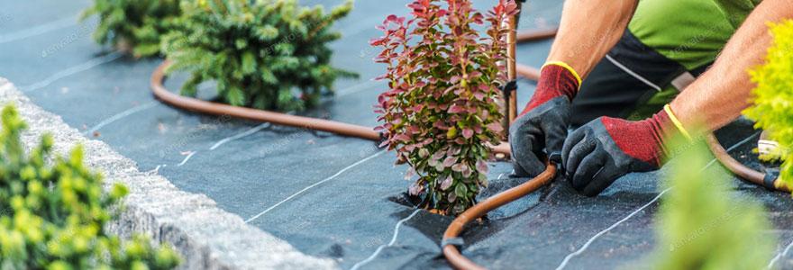 Travaux d'aménagement de votre jardin